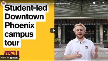 Video ASU Downtown campus