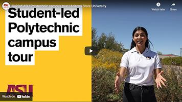 Video ASU Polytechnic campus